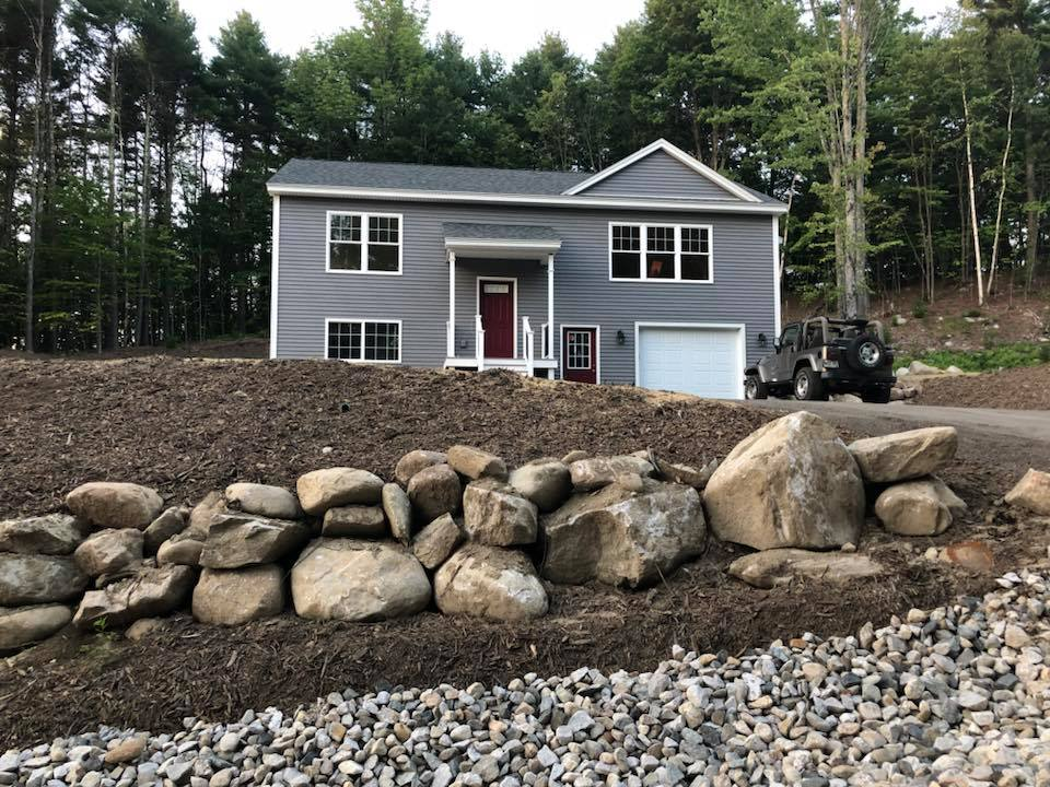 Home For Sale Tressel Way Located In Gray, Maine