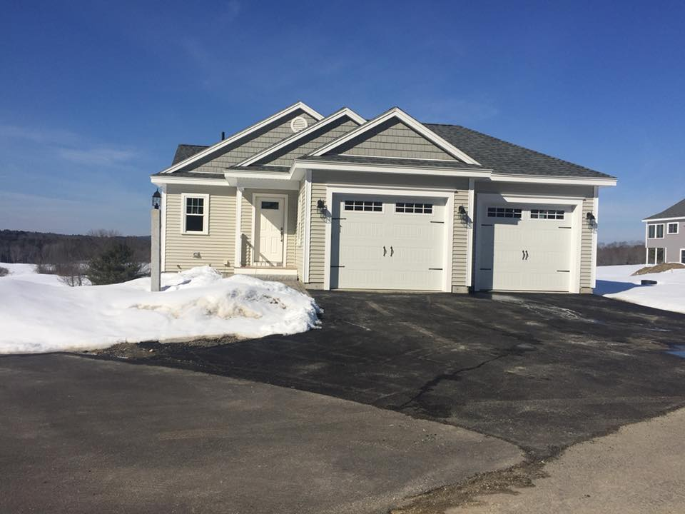 Golf Course Condo For Sale Gray Maine