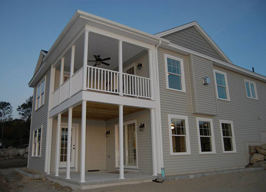 Grand Builders Construction Company of Gray Maine Builds Custom Homes